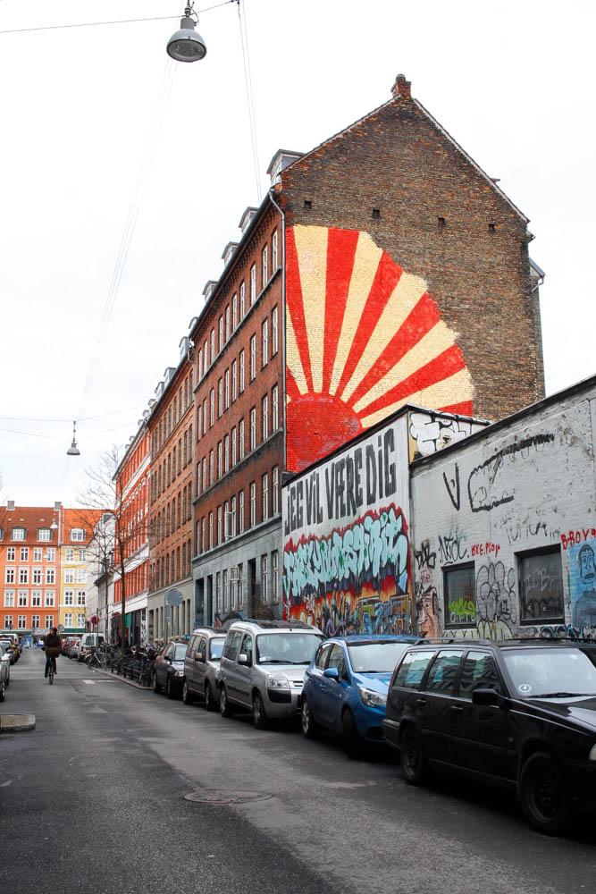 Graffiti, Vestebro, Vesterbrogade, København, Denmark