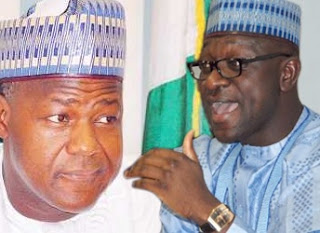 Like Saraki, Dogara In Trouble With FG As Jibrin Submits Petitions To EFCC, ICPP, Police With Incriminating Evidence