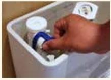 Cara Mengatasi Kebocoran Pada Closet Dual Flush 5