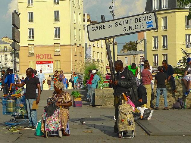 GalliaWatch: The horror of Saint-Denis