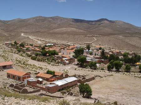 Yunchará: municipio tarijeño (Bolivia)