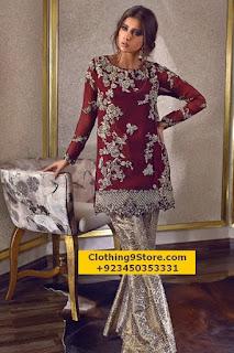 Rozina Munib Designer Dresses