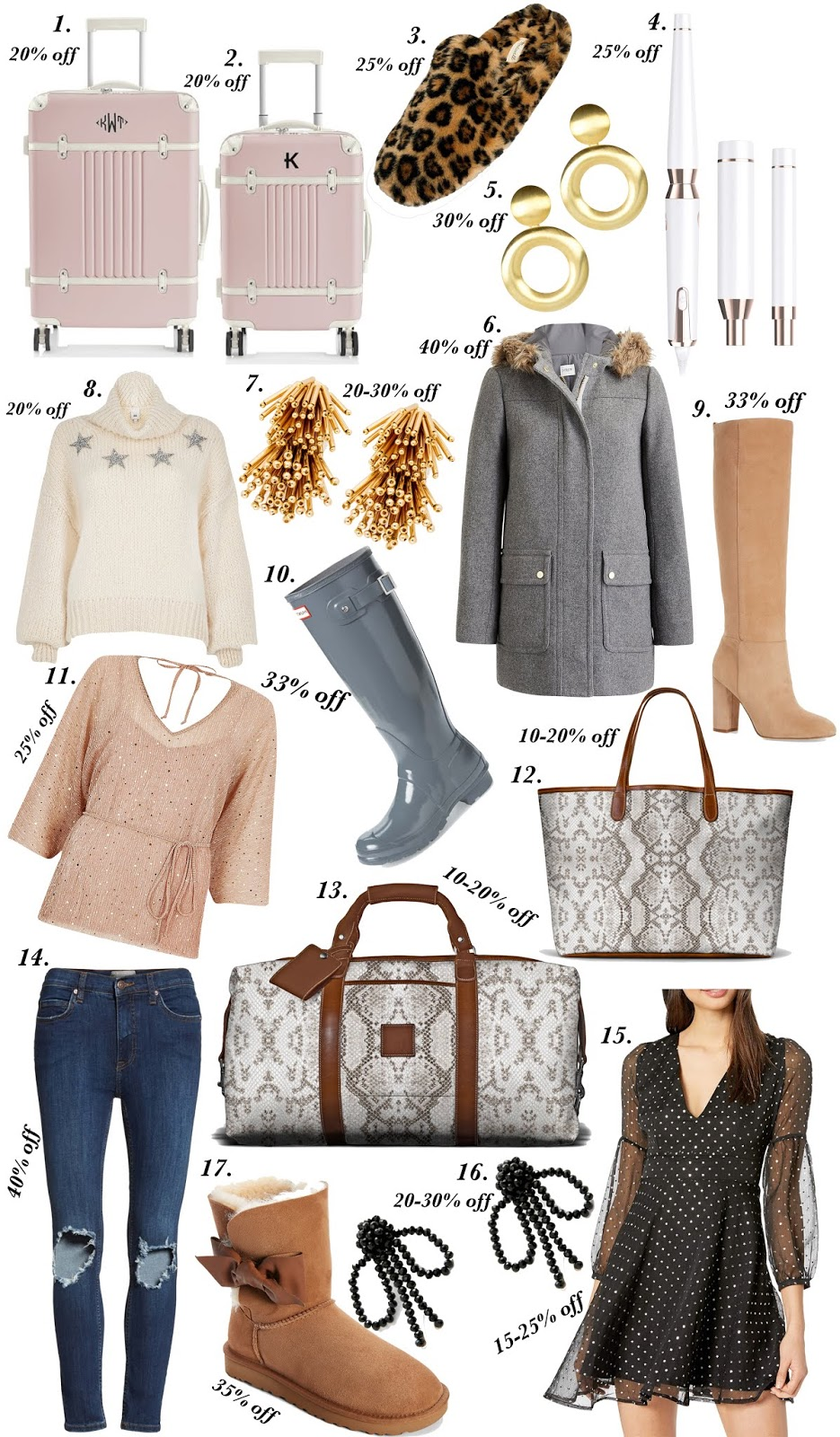 Black Friday Sale Guide: Favorites, Sale List & Giveaway - Something Delightful Blog