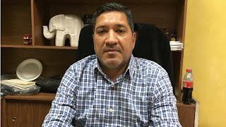 Comandante Luis Gerardo Villalobos: efectiva labor