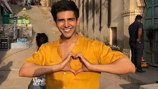 kartik aaryan's film 'love aaj kal 2' trending on netflix