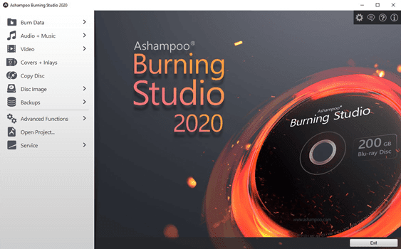 Ashampoo Burning Studio 2020 Full