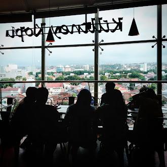 Selamat ulang tahun Kota Semarang