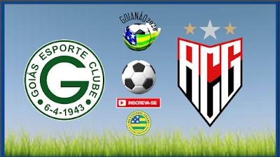 Atlético entra mais uma vez como favorito em um clássico contra o Goiás, mas qual será o resultado?
