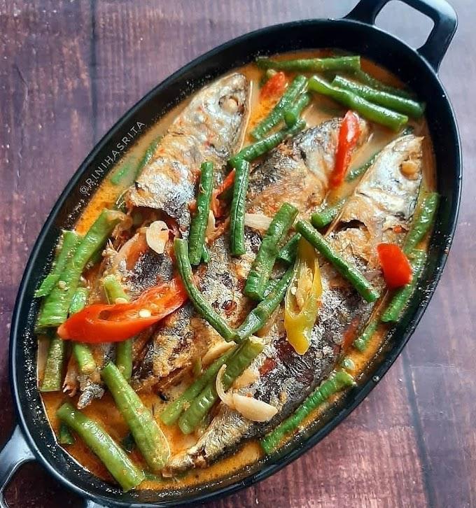 Resep Spesial Favorit Ikan Pindang Masak Santan