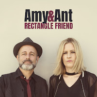 Apple Music MP3/AAC Download - Rectangle Friend by Amy & Ant - stream album free on top digital music platforms online | The Indie Music Board by Skunk Radio Live (SRL Networks London Music PR) - Friday, 26 July, 2019