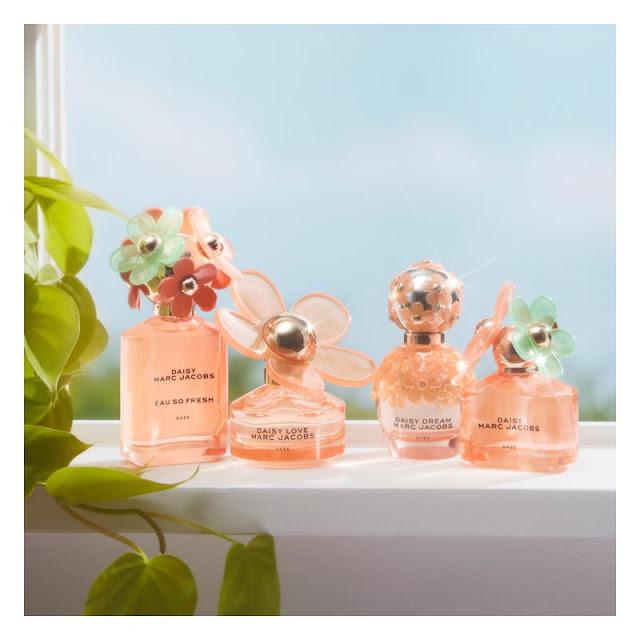 New perfumes 2020: Marc Jacobs, Armani, Lancome, Gucci.