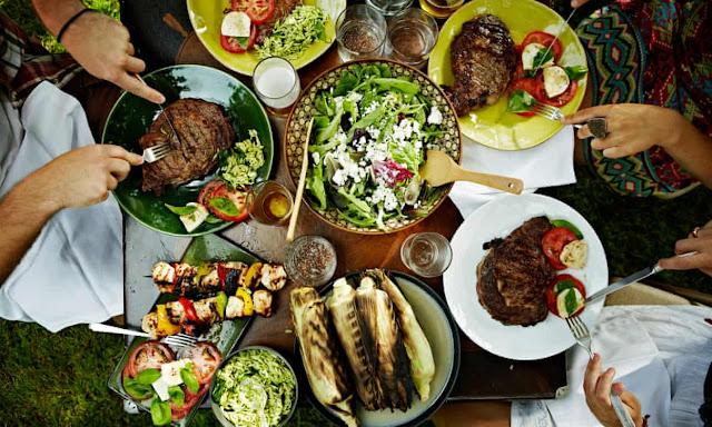 Cómo hacer barbacoas desde filete a pescado a verduras tiernas