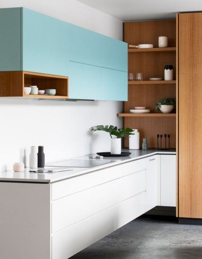 Small Minimalist Kitchen