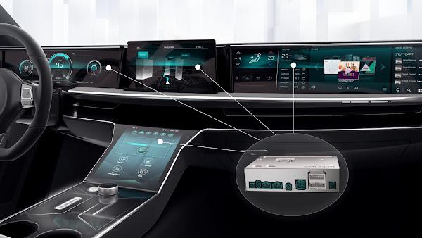 Bosch com encomenda de 2,5 mil milhões de euros em pedidos de computadores para veículos
