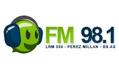 La Radio de Pérez Millán 98.1 FM