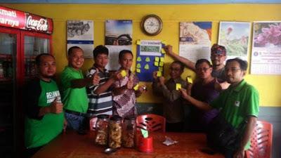 Kopi Dinding: A Way To Share
