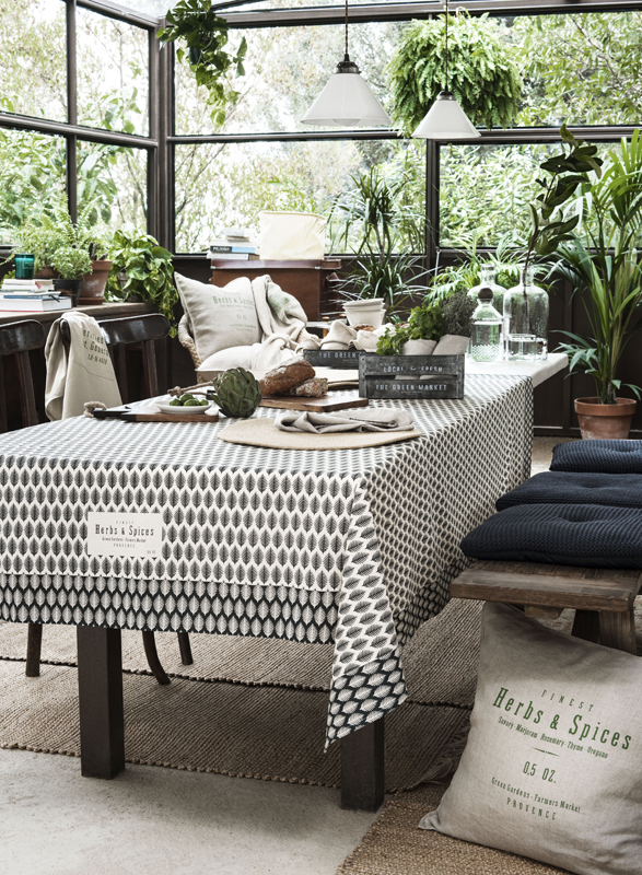 H&m home dining