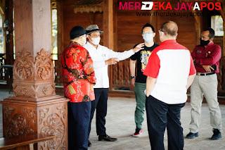 Wabup Pati Terima Kunjungan INTI Perhimpunan Indonesia Tionghoa