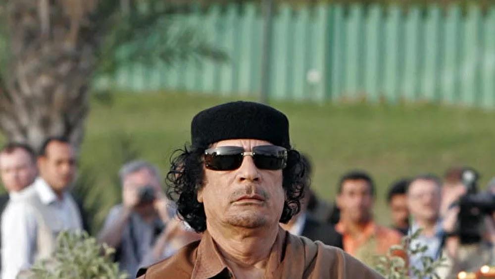 إعلام: محادثات سرية كادت أن تنقذ القذافي