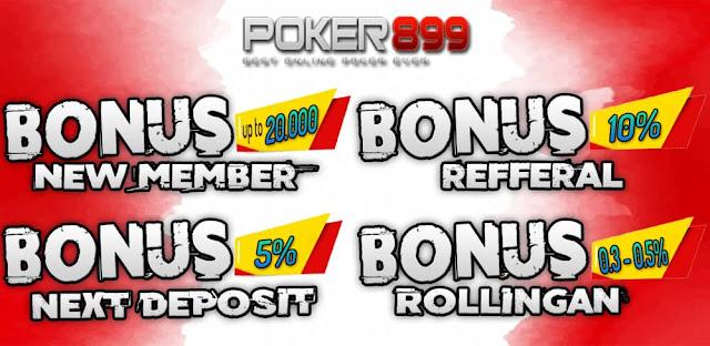 Bonus New Member Terbesar | Agen poker Online Uang Asli