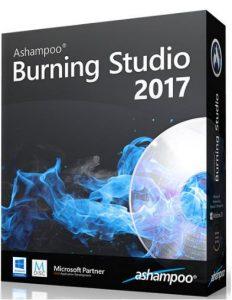 Ashampoo Burning Studio 2017 License Key Crack Activation
