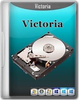 برنامج, مميز, لتتبع, ومراقبة, حالة, الأقراص, الصلبة, وحل, مشاكلها, Victoria