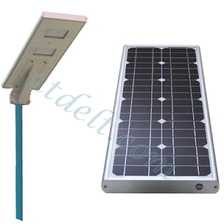 Solar LED Street light ALL IN ONE