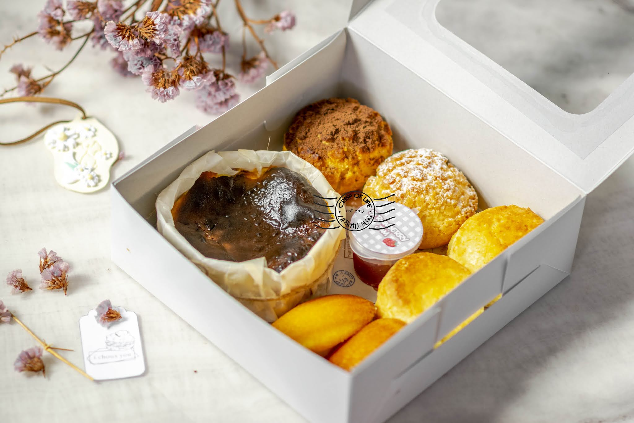 Exquisite Afternoon Afternoon Tea Set For RM 30 from I Choux You