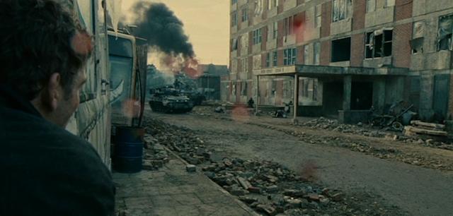 películas situadas en un futuro afectado por el cambio climático