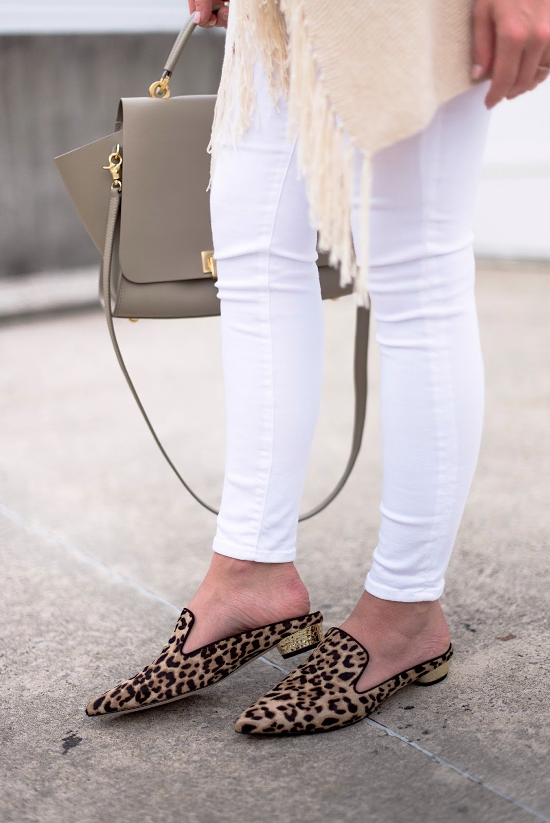 Sam Edelman Augustine Leopard Slippers - Something Delightful Blog