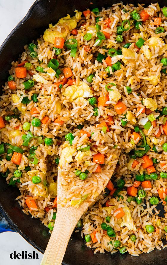 Perfect Fried Rice #recipes #dinnerrecipes #dinnerideas #newdinnerrecipes #newdinnerideas #newdinnerrecipeideas #food #foodporn #healthy #yummy #instafood #foodie #delicious #dinner #breakfast #dessert #lunch #vegan #cake #eatclean #homemade #diet #healthyfood #cleaneating #foodstagram
