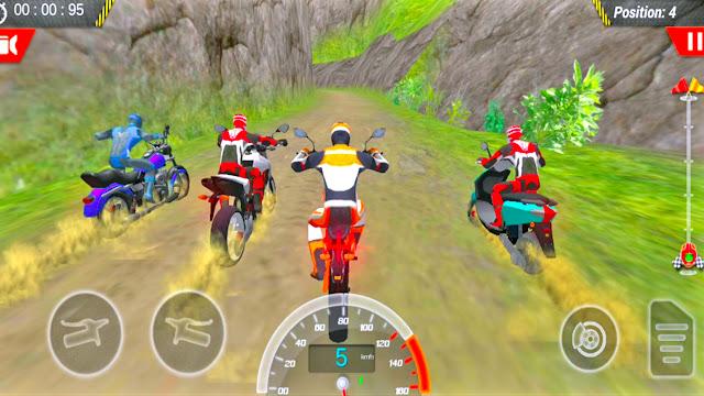 Offroad Bike Motorcycle Racing Game - apk download | Games to play | Gadi Wala Game