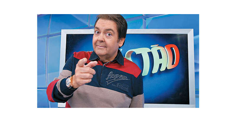 """Faustão Fausto Silva, o Faustão, é um dos maiores apresentadores da televisão brasileira. O artista comanda o """"Domingão"""", da Globo, há quase três décadas"""