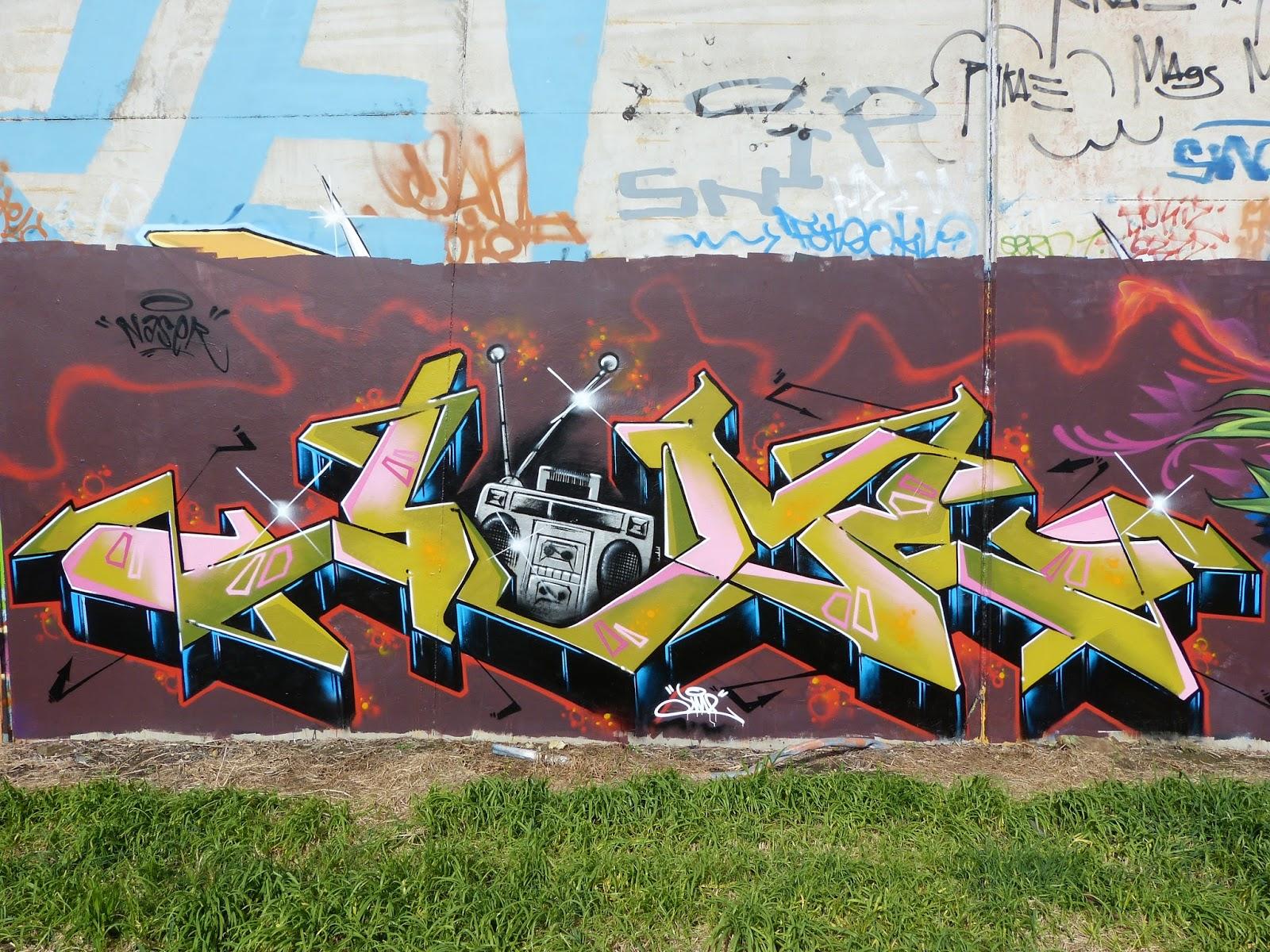 Post Graffiti Australiangraffiti 200Th Postmelbourne's Finest Graffiti