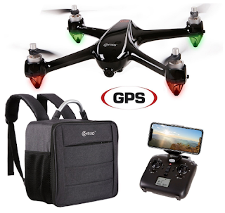 Contixo F18 Quadcopter Drone