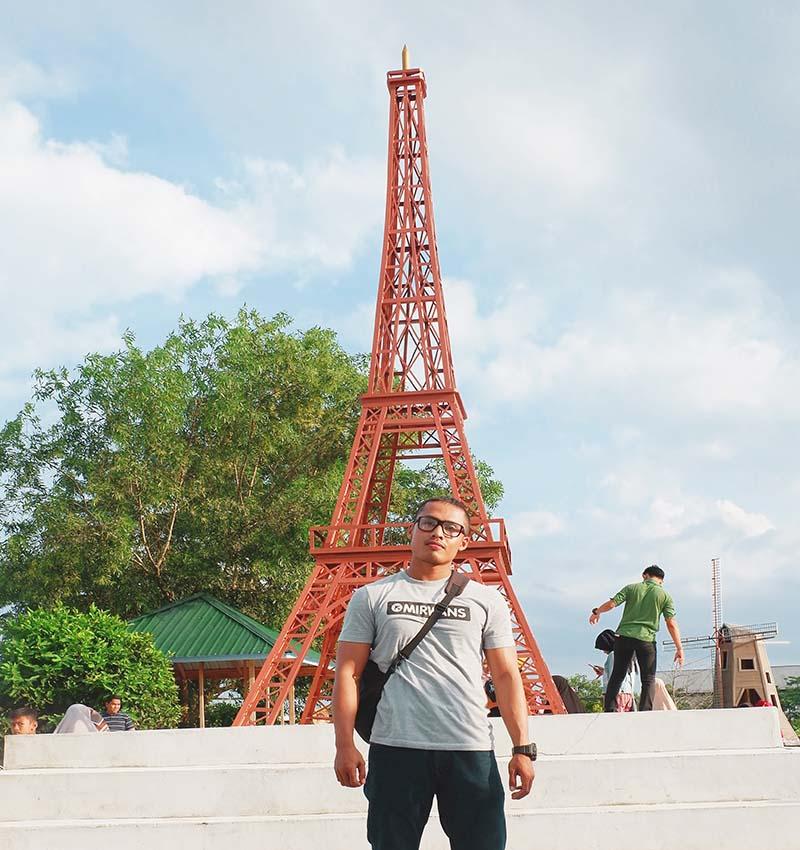 Go Green Agro Wisata, Destinasi Instagramable di Riau, taman wisata agro sei pinang kabupaten kampar, riau, tempat wisata di pekanbaru, go green sungai pinang, taman wisata agro nadin