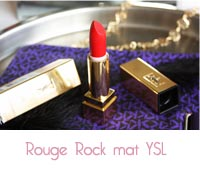 Rouge Rock mat Yves Saint Laurent
