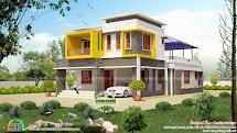 Modern House Architecture Castle Design - Kerala Home