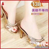 Sandal Wanita Model Sandal Lebaran Tahun Ini 63