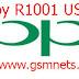 Oppo Joy R1001 USB Driver Download