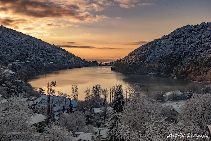 Beauty of Nainital