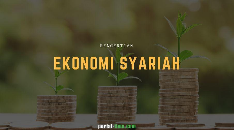 Ilmu Ekonomi Syariah