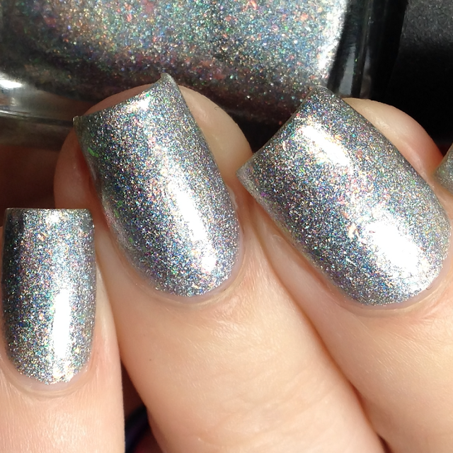 Lollipop Posse Lacquer-Falling from the Sky