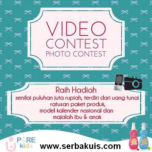 Kontes Foto dan Video Berhadiah Uang Total 34 JUTA