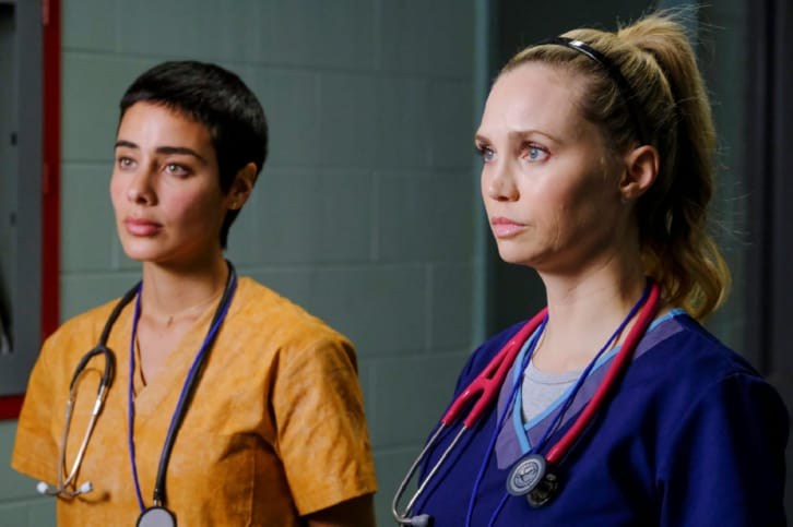 The Good Doctor - Episode 4.19 - Venga - Promotional Photos + Press Release