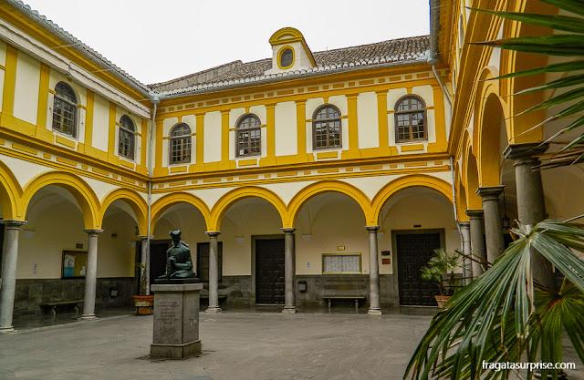 Faculdade de Direito, Universidade de Granada, Espanha