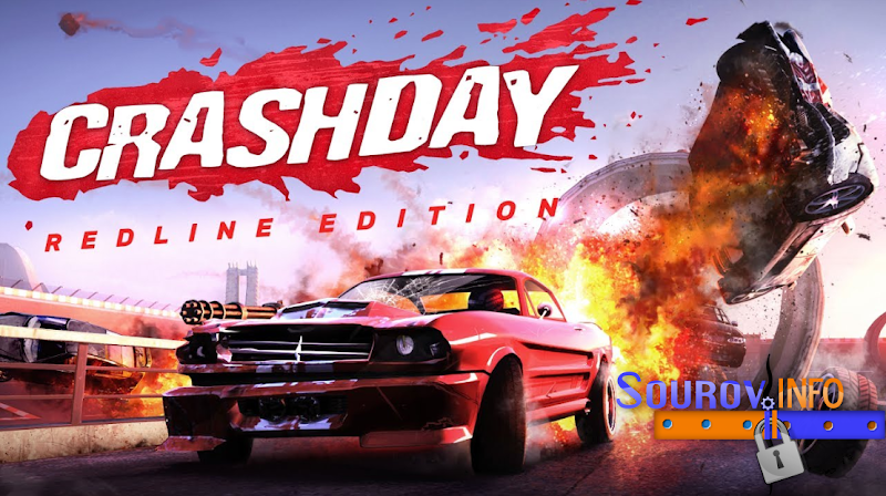 Crashday RedLine Edition PC Games Review - 500MB
