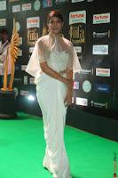 Lakshmi Prasanna in Transparent Saree Spicy Sleeveless Choli at IIFA Utsavam Awards 2017  Day 2  Exclusive 18.JPG
