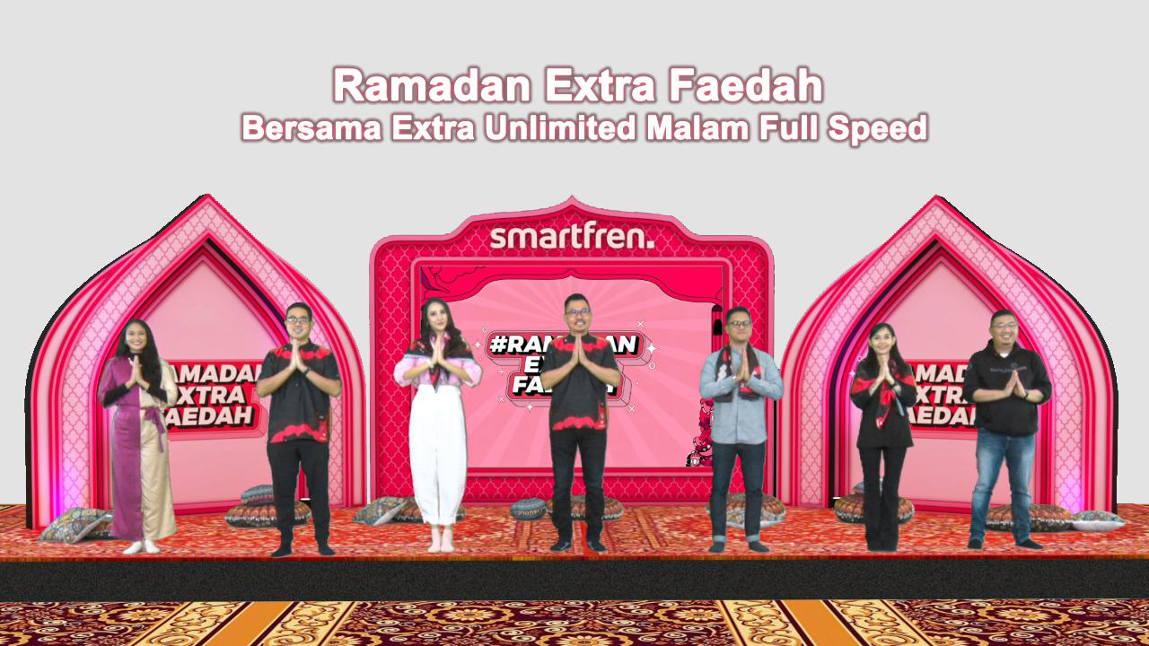 Ramadan Extra Faedah dan Seru Bersama Smartfren Extra Unlimited Malam Full Speed