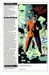 Dos Caras Gotham
